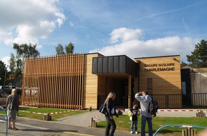 Extension de l'Ecole Maternelle et Elémentaire de BOUST (57)