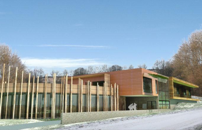 Maison de la Nature à Montenach (57)