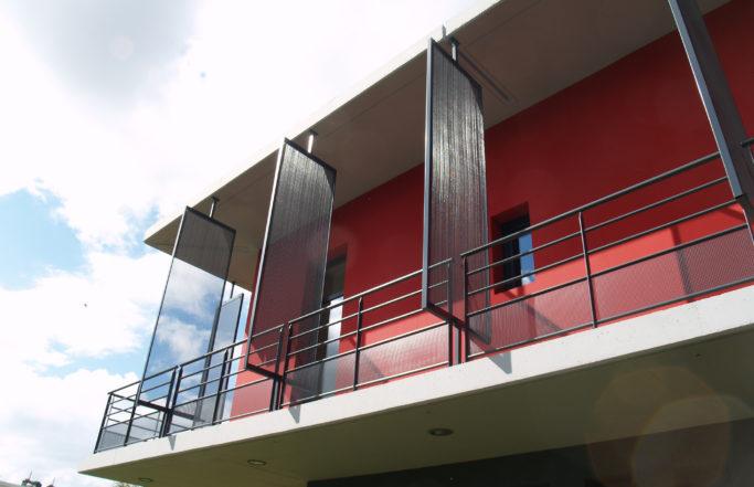 Construction d'un Pôle des Services à Uckange (57)