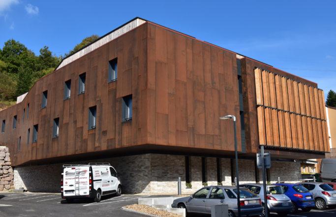 Extension de la Maison de Retraite à Fontoy (57