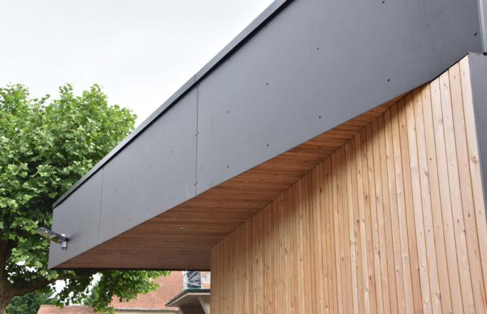 Rénovation et extension d'une salle socioculturelle à Sillegny